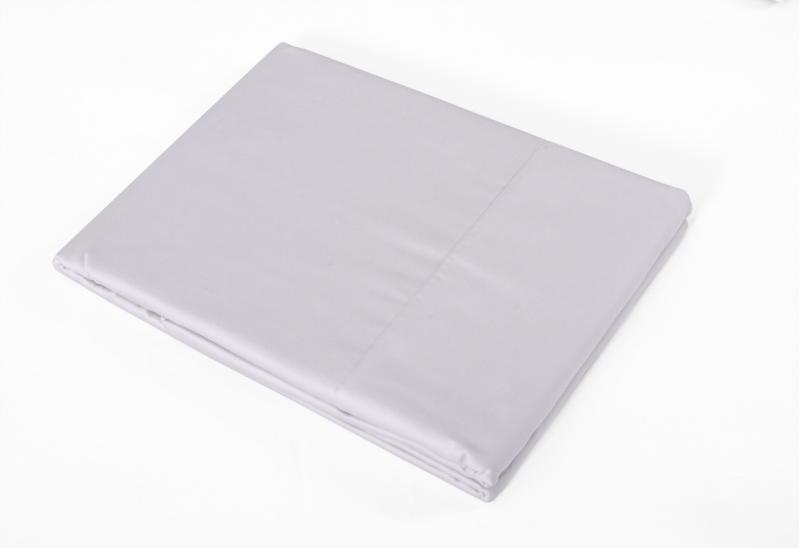 Пододеяльник LUXURY LINENS Silver grey 2 200x220 100% египетский хлопок