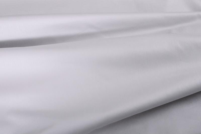 Простынь LUXURY LINENS Silver grey 100% египетский хлопок