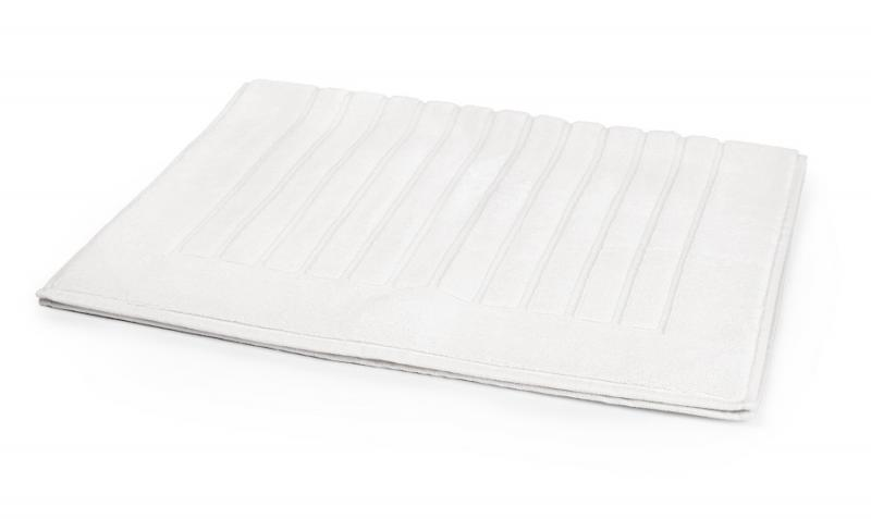 Полотенце  LUXURY LINENS Alligator WHITE