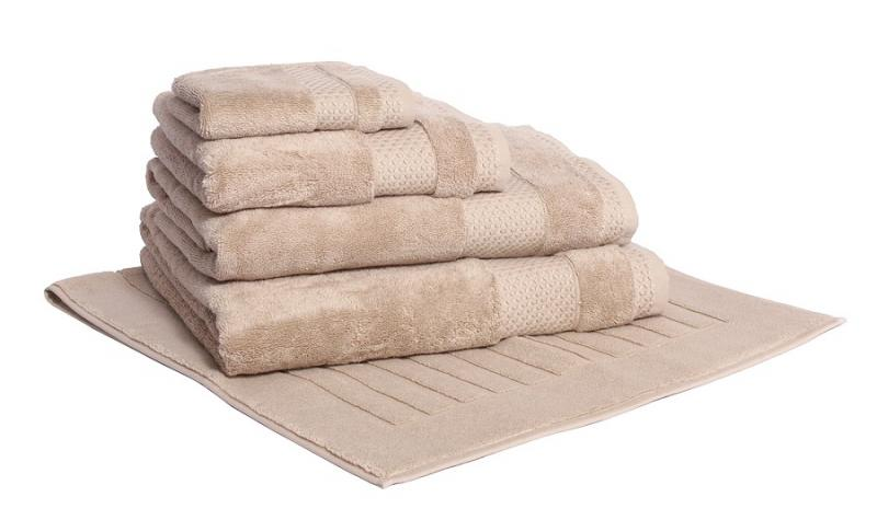 Полотенце LUXURY LINENS Alligator BEIGE