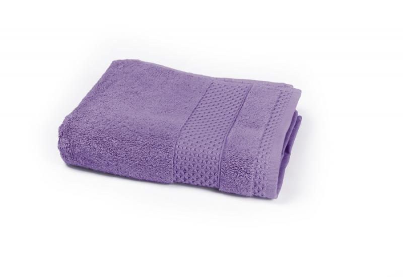 Полотенце  LUXURY LINENS Alligator PURPLE