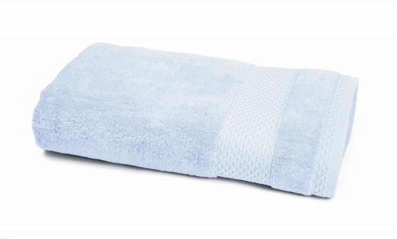 Полотенце LUXURY LINENS Alligator BLUE