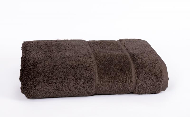 Полотенце LUXURY LINENS Basic Line MOCHA