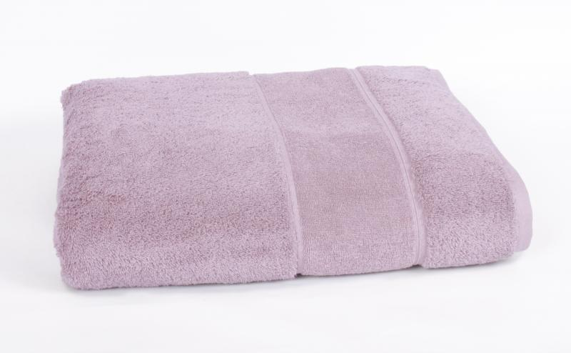 Полотенце LUXURY LINENS Basic Line LILAC